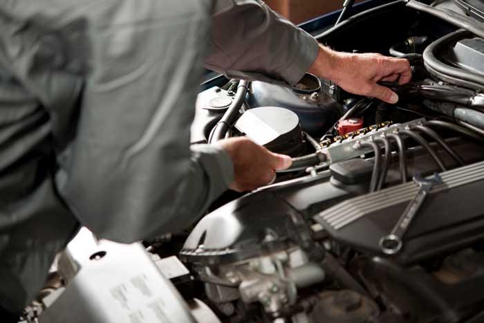calentar el motor del carro 3